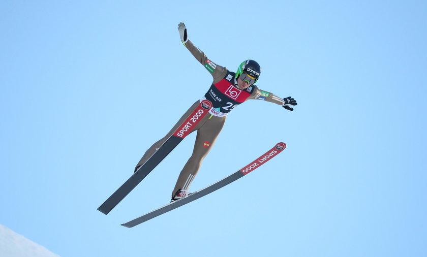 Szalone warunki w Lillehammer. Konkurs odwołany