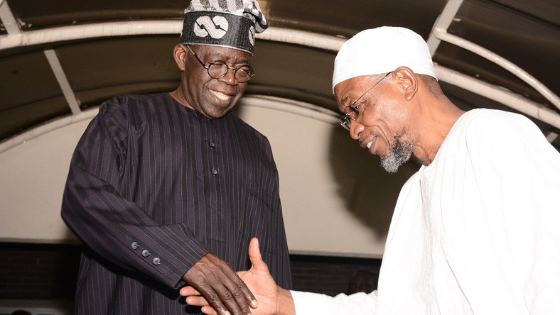 Aregbesola denies reports of a rift with Tinubu  (The Nation)