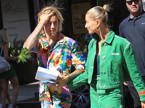 Bieber and his wife, Hailey Baldwin postponed their wedding for the third  time back in January 2019