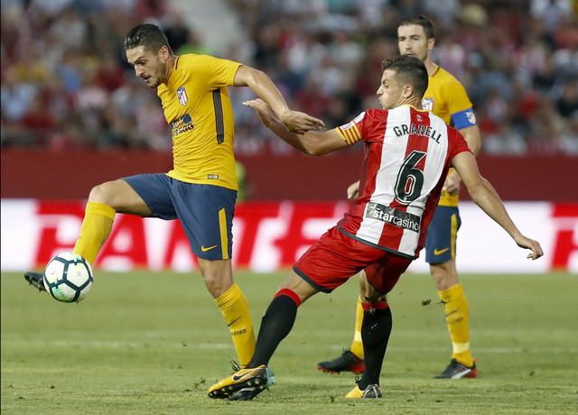 Detalj sa meča Đirona - Atletiko Madrid