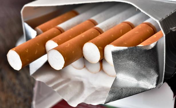 Z informacji DGP wynika, że zmiana dotyczy tylko wyrobów tytoniowych.