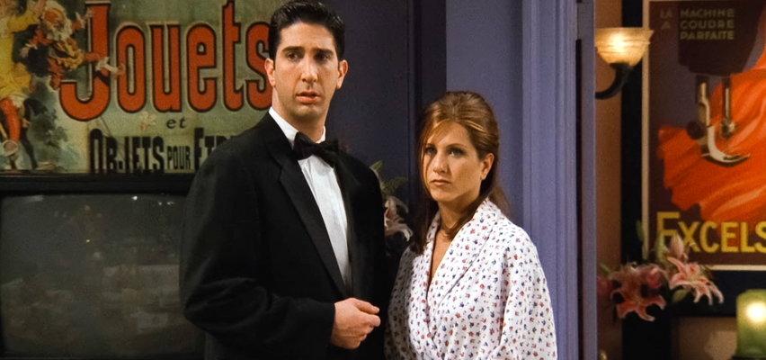 """Jennifer Aniston zabrała głos w sprawie romansu z Davidem Schwimmerem z """"Przyjaciół"""". To wyznanie nie pozostawia wątpliwości!"""
