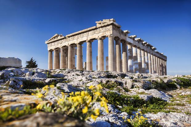 Partenon, Ateny