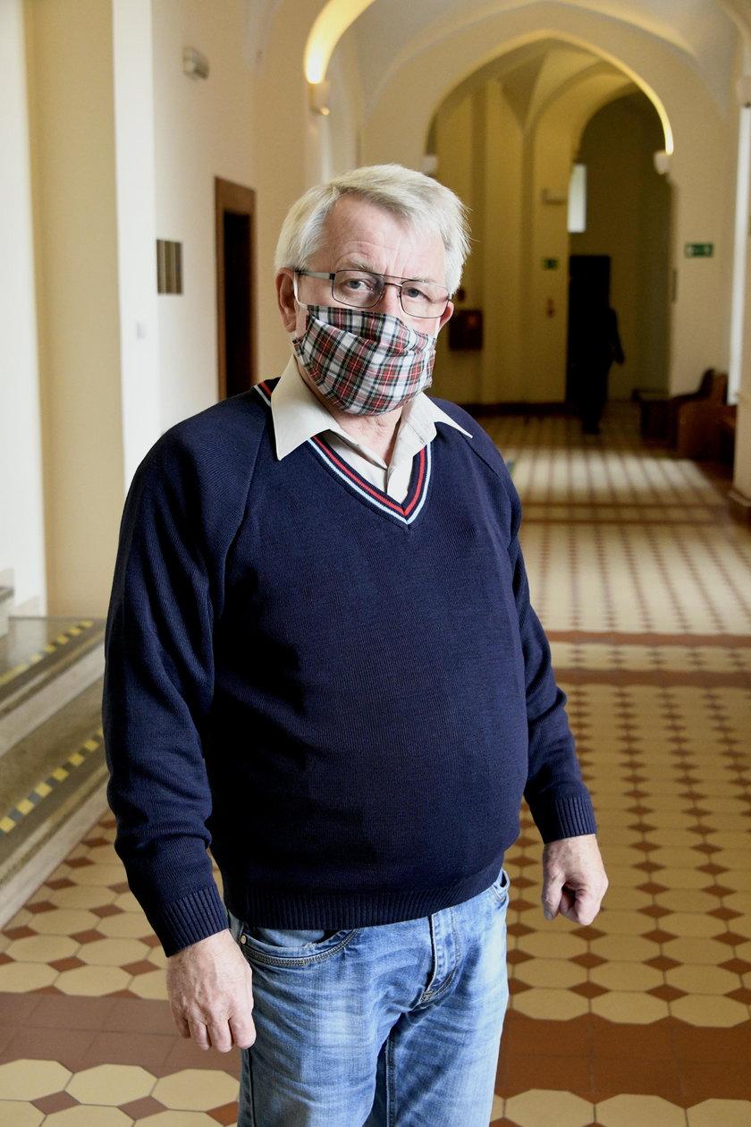 Janusz Mąkowski (64 l.):  Jestem w fatalnej sytuacji