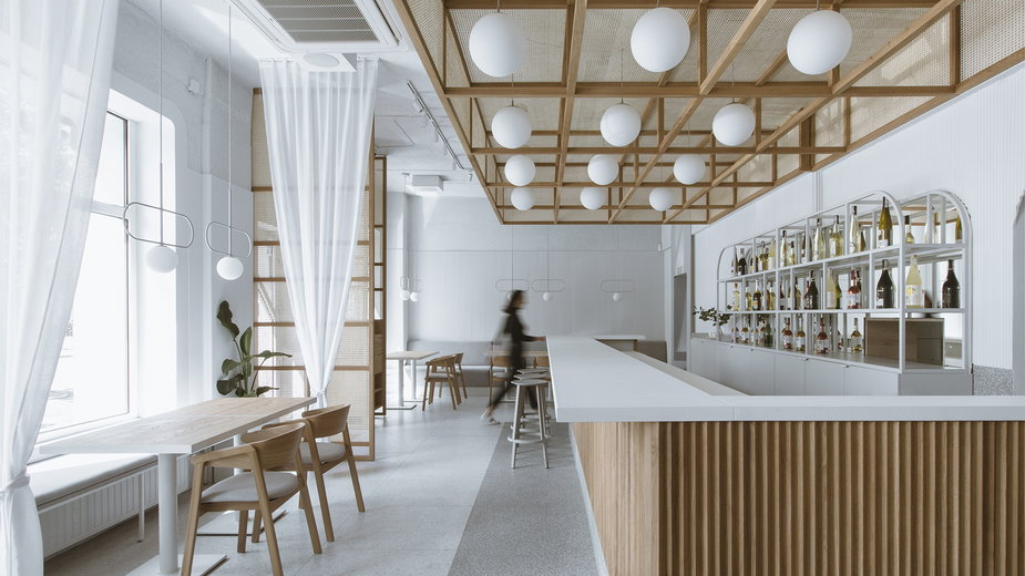 Projekt Futu Sushi w Białymstoku