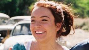 Lindsay Lohan wspiera matkę