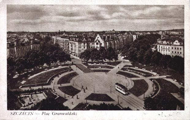 Plac Grunwaldzki, Szczecin