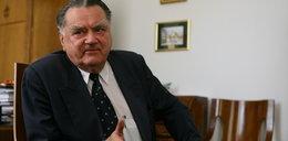 Jan Olszewski: Wałęsa powinien przyznać się wcześniej