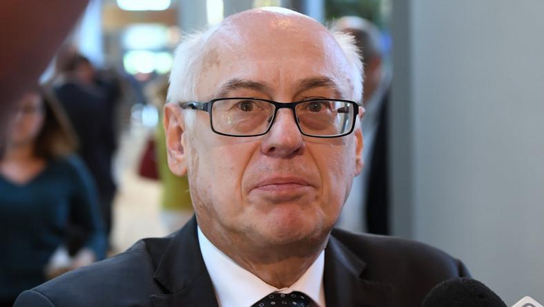 Profesor Zdzisław Krasnodębski