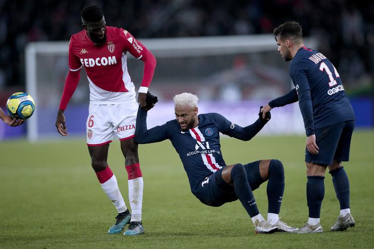 FK PSŽ, FK Monako