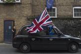 Britanski taksista, EPA - HANNAH MCKAY