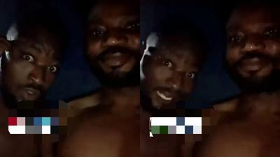 Shocker as Funny Face speaks from police cells with message to Shatta Wale (WATCH)
