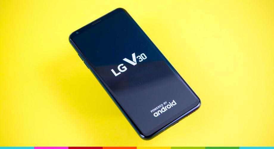 LG V30 im Test: zu spät, aber dennoch eine Kaufempfehlung