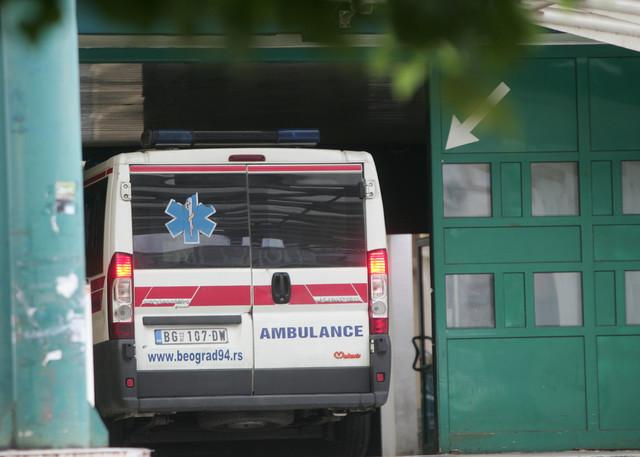 Fudbaler je prebačen u Urgentni centar