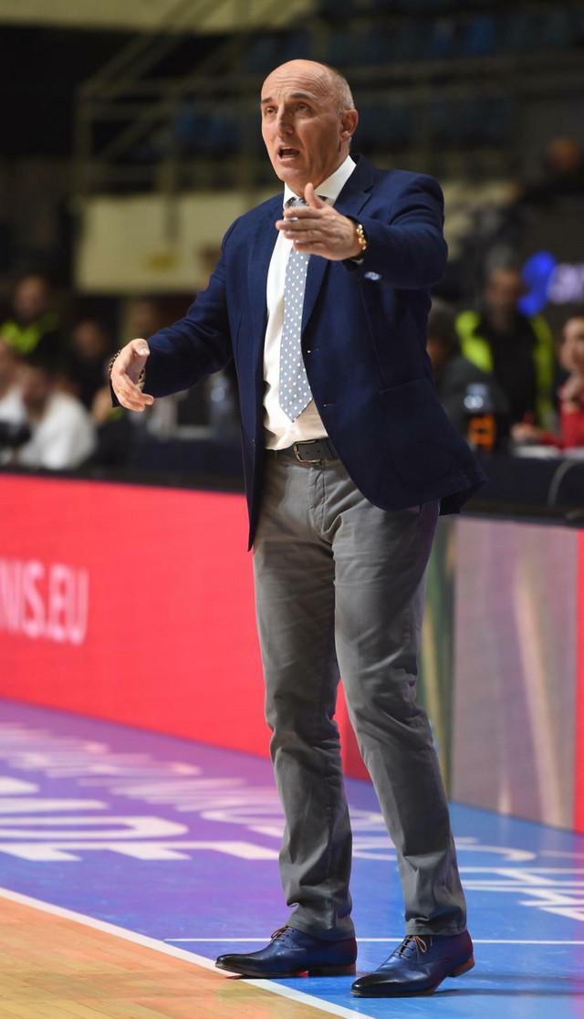 Mihajlo Pavićević, trener Mornara