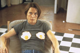 Sarah Lucas Self Portrait With Fried Eggs