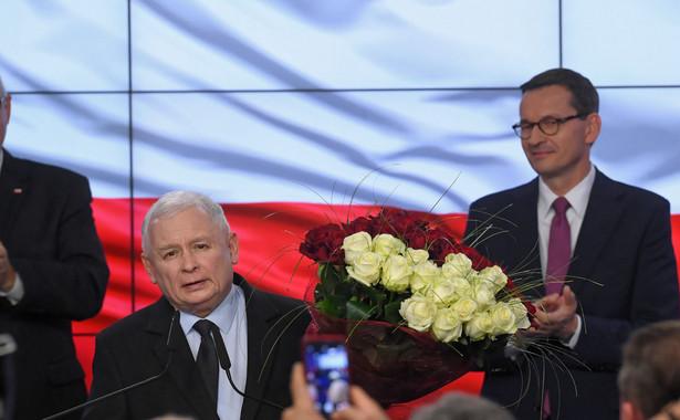 PiS wygrywa wybory parlamentarne 2019
