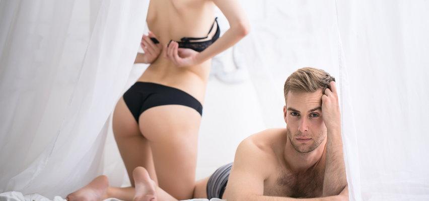 Coś nie gra w twoim życiu seksualnym? Zobacz czy powinieneś się martwić