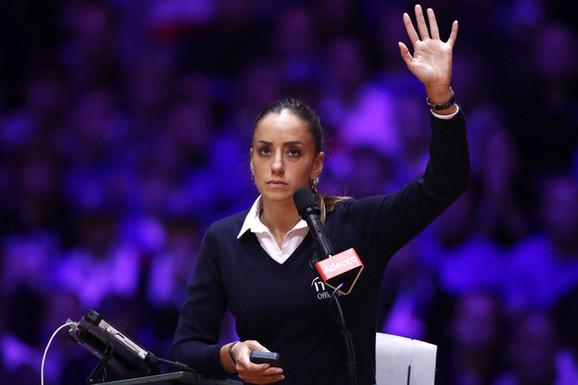 """Fatalna Srpkinja u centru pažnje na turniru u Mecu! Marijana u potpunom šoku zbog svađe sa teniserima: """"DVA PUTA STE MU REKLI 'NE', A ONDA 'DA' - ZAŠTO?"""""""