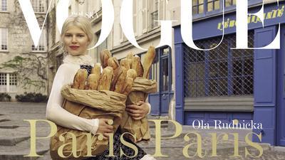 Visteria aktualizuje cennik reklamowy magazynu Vogue Polska