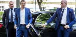 Kierowcy SOP narazili życie premiera i innych osób? PO donosi do prokuratury