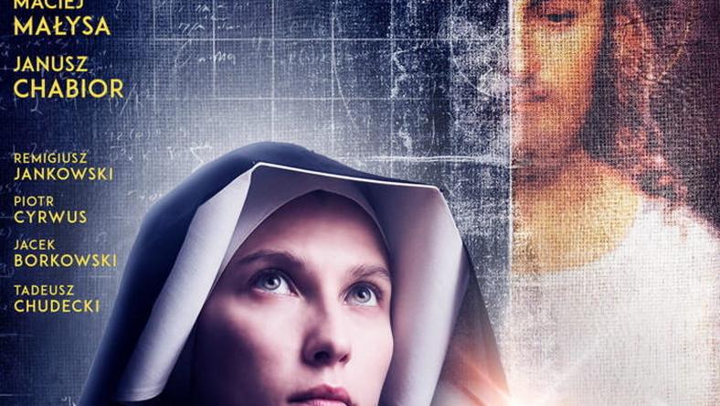 """Fragment plakatu do filmu """"Miłość i miłosierdzie"""""""
