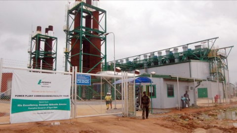 Lafarge is a cement manufacturing plant situated at Ewekoro in Ogun state (TheCable)
