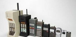20 lat telefonów komórkowych w Polsce