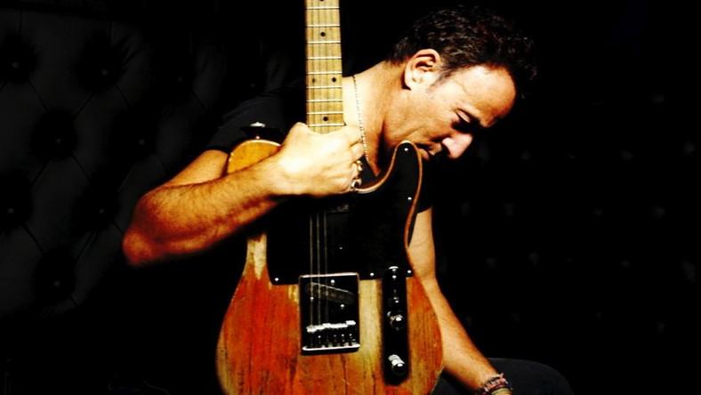 Bruce Springsteen wściekłym patriotą