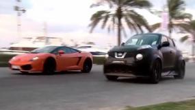 Nissan Juke-R vs. Supercars Challenge