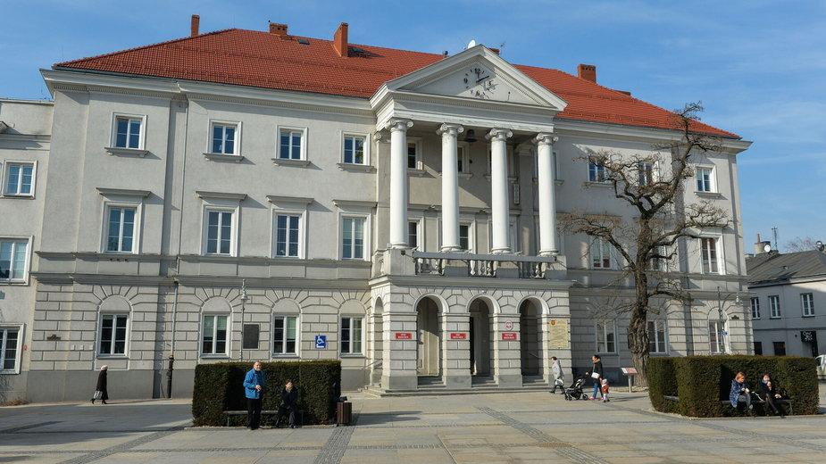 Dyrektor z Urzędu Miasta w Kielcach odwołana. Została oskarżona o mobbing