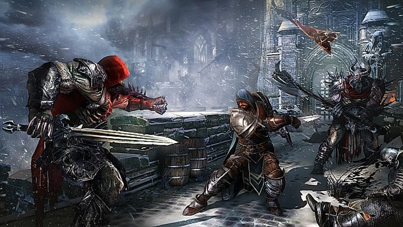 Lords of the Fallen gwiazdą marcowego Games with Gold