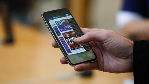 W minione Boże Narodzenie sprzedano o 12,3 proc. więcej aplikacji i gier mobilnych niż rok wcześniej