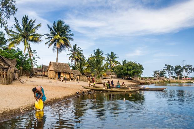 Ambohitsara, Madagaskar