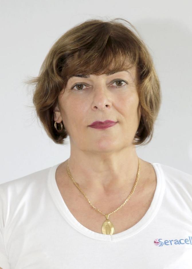 Dr Zorka Ristic, načelnica Službe za ginekologiju i akušerstvo u OB Vrbas
