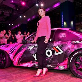 Karolina Pilarczyk zaprezentowała swoje nowe auto. Wow!
