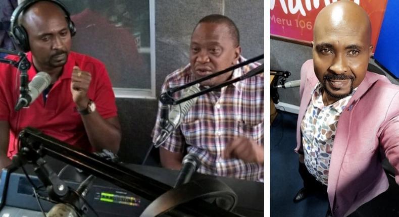 Mediamax reinstates popular presenter Man Nyari after Kameme fans demanded his comeback