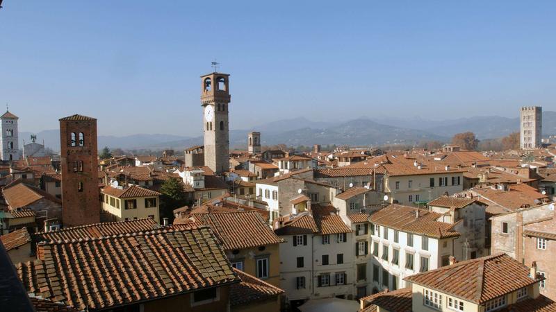 Lucca, Włochy