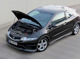 Jeśli Honda, to z którym silnikiem?