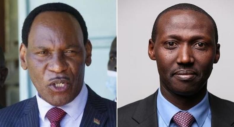 Meet CAK boss Christopher Wambua replacing Ezekiel Mutua as KFCB CEO