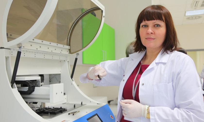 Nowoczesne laboratorium w BioNanoParku