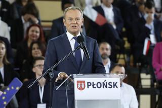 Tusk: PiS i Kaczyński chcą wyprowadzić Polskę z Unii Europejskiej. Ja to wiem