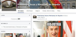 Biedroń chce tęczy w Słupsku. Będzie awantura?!