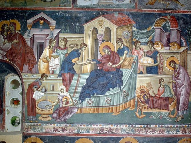 Praznik je posvećen Bogorodici Mariji