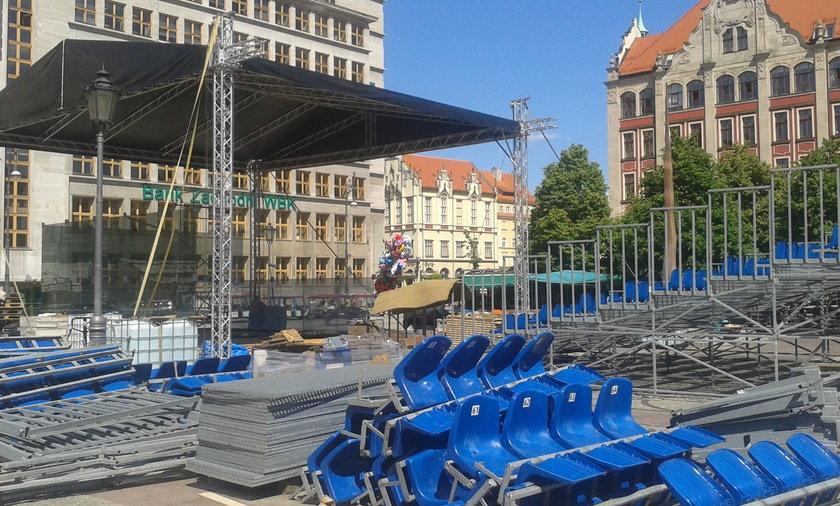 Atrakcje na pl. Solnym we Wrocławiu