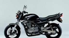 Kawasaki ER5: maszyna dla początkującego