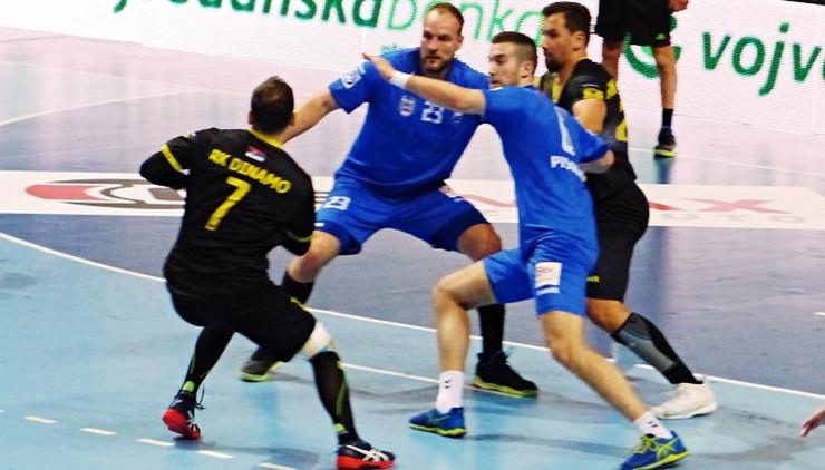 RK Dinamo, RK Metaloplastika