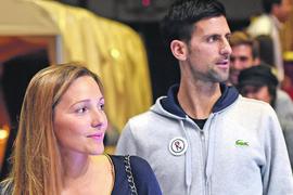 """""""KAD MOJ MUŽ POBEDI"""" Jelena Đoković slavi Novakov trijumf"""