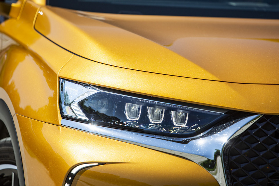 DS 7 Crossback 2.0 BlueHDi Grand Chic