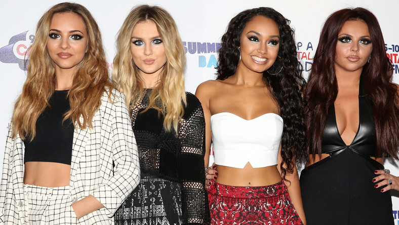 Little Mix: Jade Thirlwall, Perrie Edwards, Leigh-Anne Pinnock i Jesy Nelso